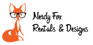 Nerdy Fox Rentals & Designs