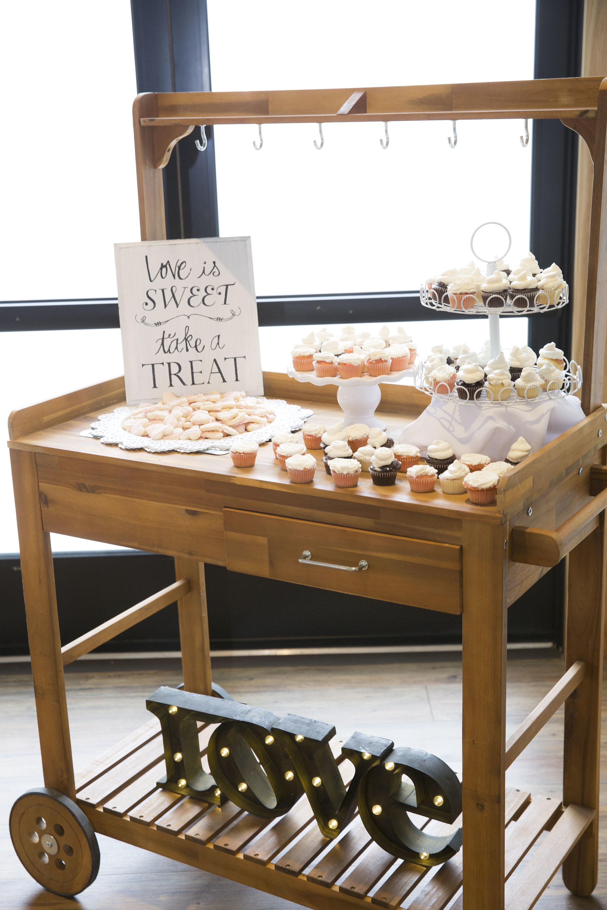 Treat Cart