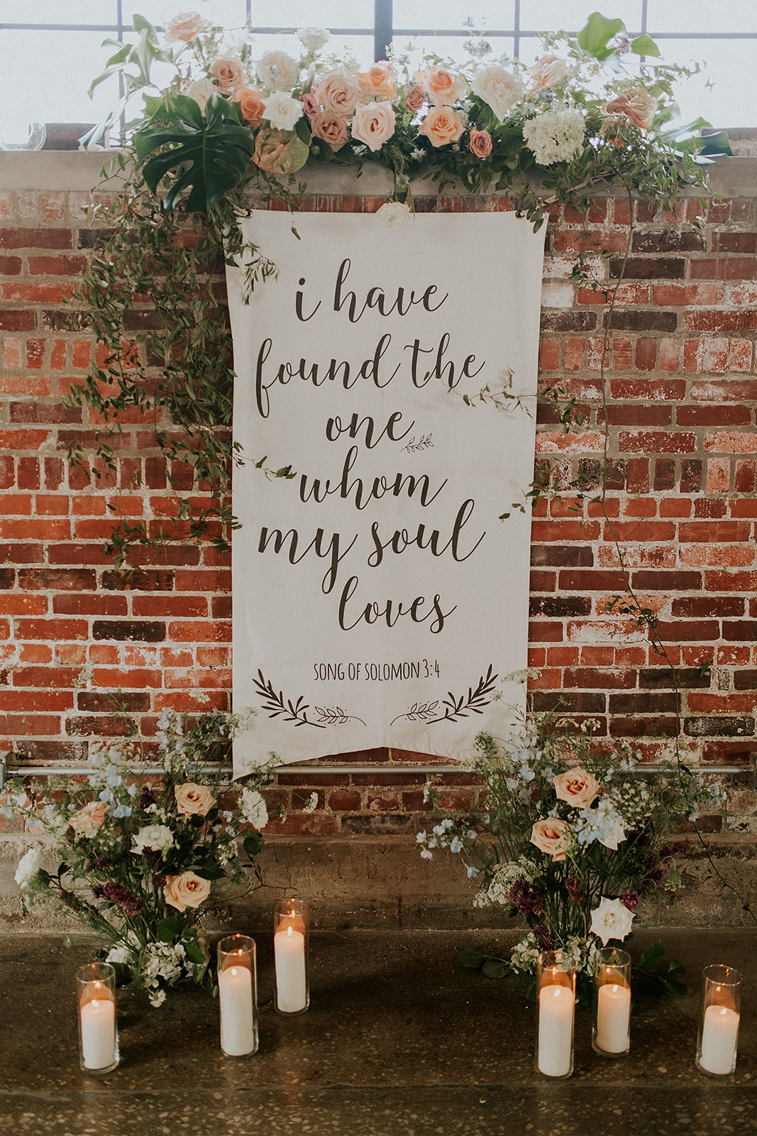 Song of Solomon Backdrop