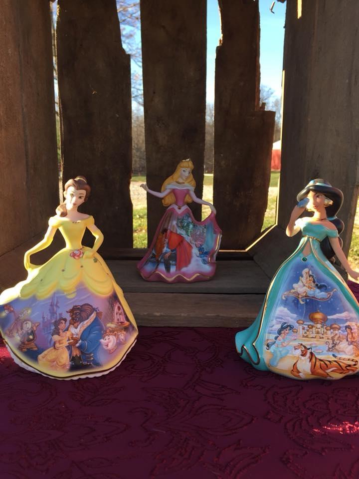 Princess Figurines