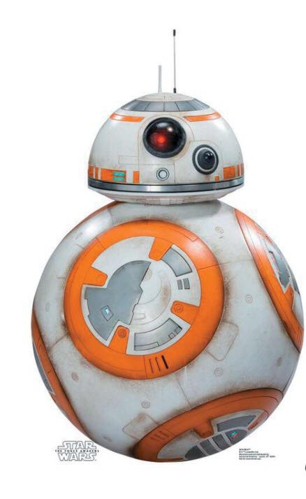 BB8 Stand Up