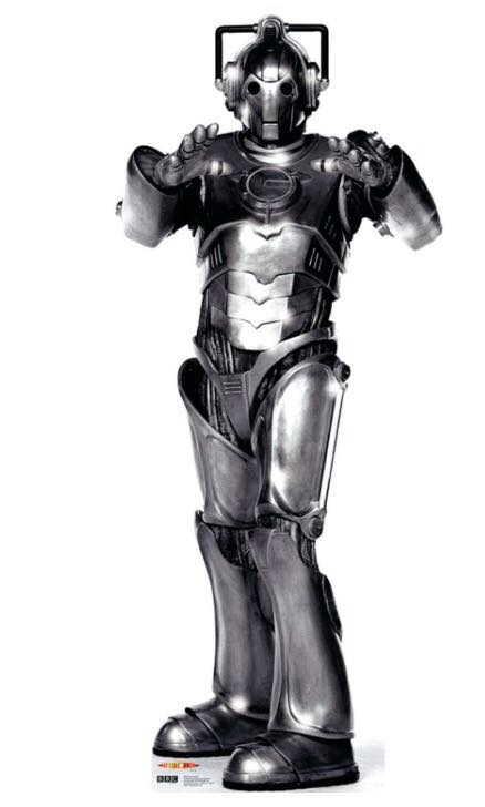 Cyberman Stand Up