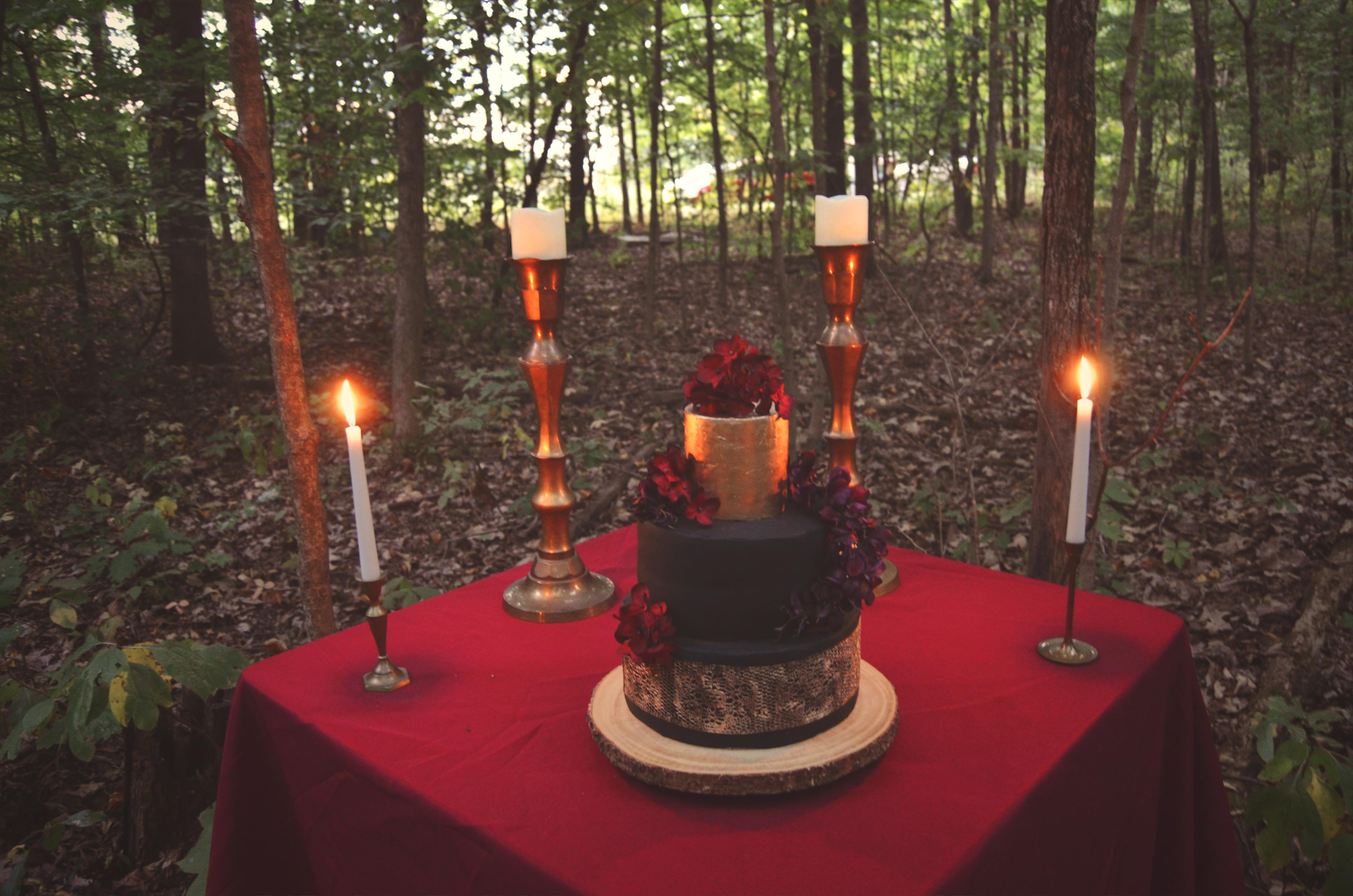 12inch Brass Candlesticks