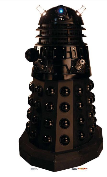 Dalek Stand Up