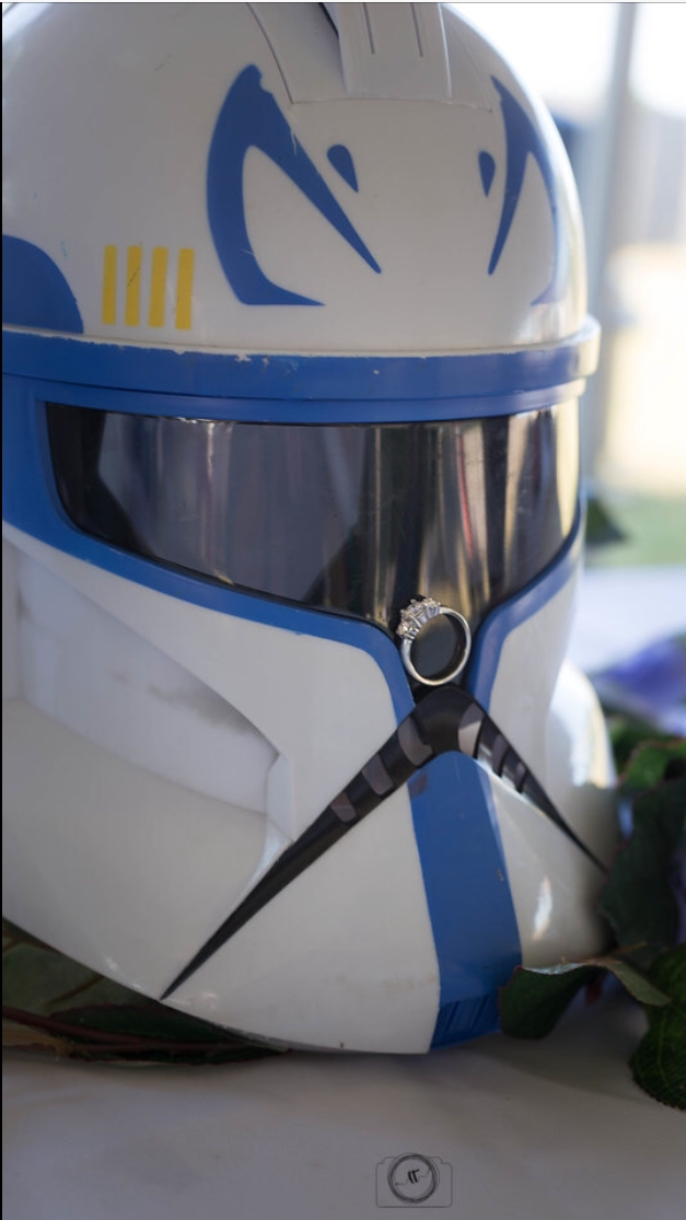 Trooper Helmet
