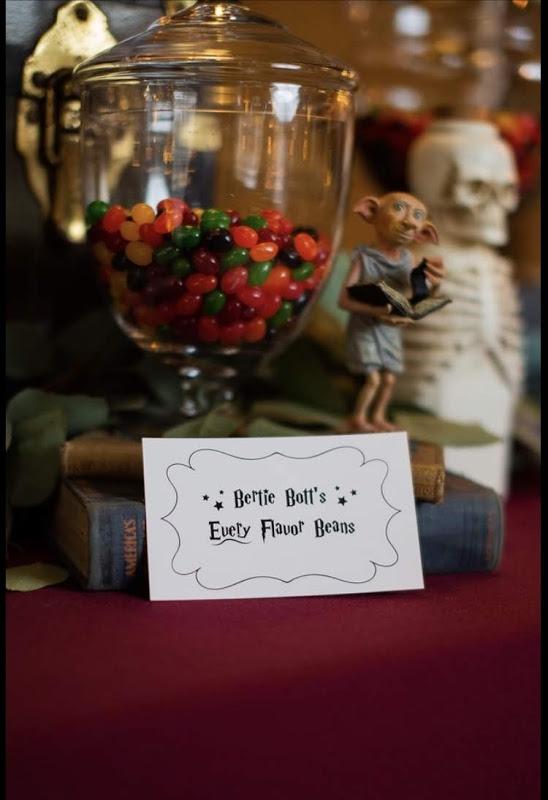 Flavor Beans Sign & Dobby