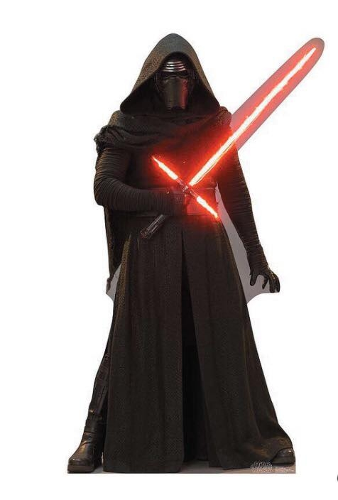Kylo Stand Up