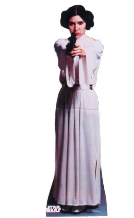Leia Stand Up