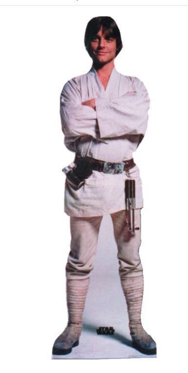 Luke Stand Up