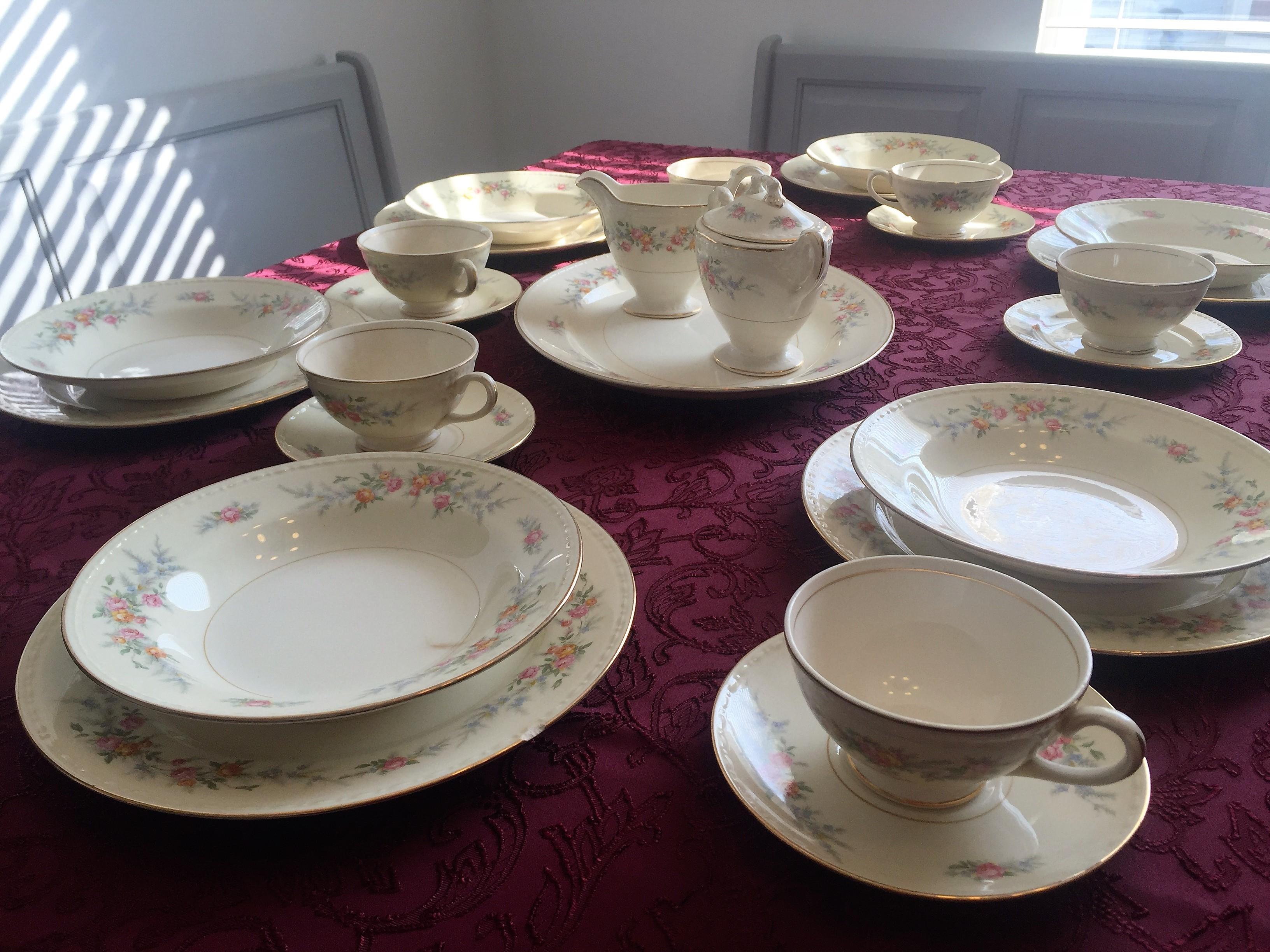 Small Tea Party Set
