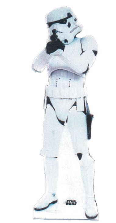 Stormtrooper Stand Up