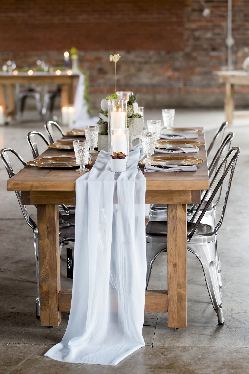 Nerdy Fox Rentals & Designs Tablescape