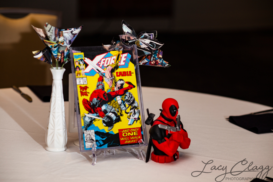 Deadpool Centerpiece